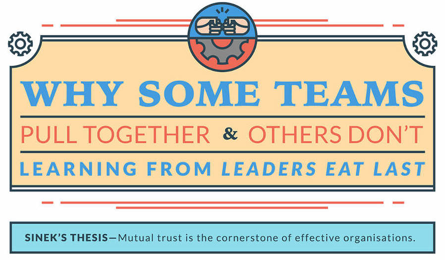 Why some teams pull together and others don't  (INFOGRAPHIC)