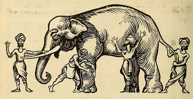 The Blind Men And The Elephant (poem)
