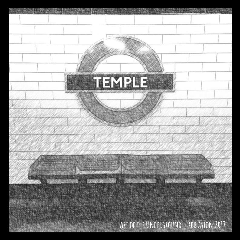 Temple – Art of the Underground