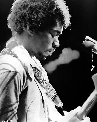 A lesson from Jimi Hendrix